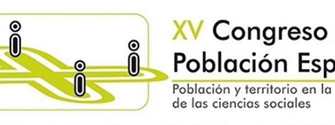 XV Congreso de la Población Española