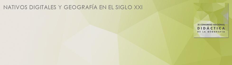 XI Congreso de Didáctica de la Geografía