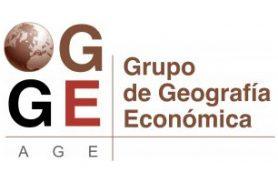 Grupo de Trabajo de Geografía Económica de la Asociación Española de Geografía